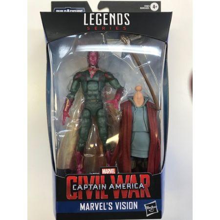 Marvel Legends Avengers Thor BAF - Vision (Civil War) Hasbro
