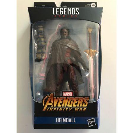 Marvel Legends Avengers Thor BAF - Heimdall Hasbro