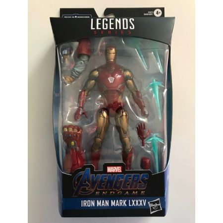 Marvel Legends Avengers Thor BAF - Iron Man Mark LXXXV (Endgame) Hasbro