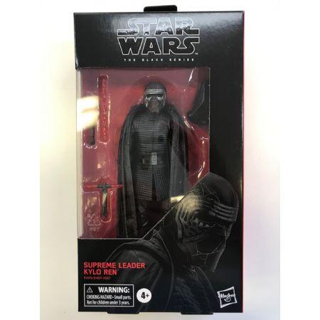 Star Wars The Black Series 6-inch - Supreme Leader Kylo Ren Hasbro