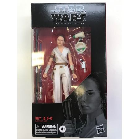 Star Wars The Black Series 6-inch - Rey & D-O Hasbro 91