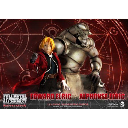 Alphonse Elric & Edward Elric Ensemble de 2 figurines 1:6 Threezero 905294