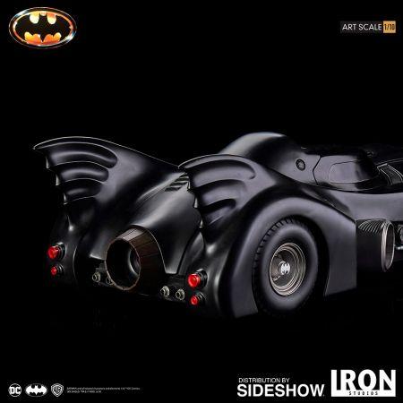 Batmobile Statue 1:10 Iron Studios 905147