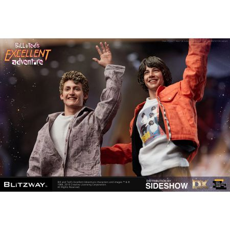 Bill & Ted Sixth Scale Figure Set by Blitzway 903705