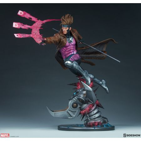 Gambit Maquette Sideshow Collectibles 300727