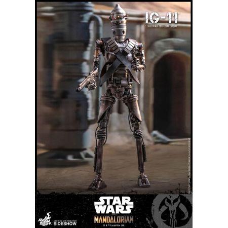 IG-11 The Mandalorian figurine 1:6 Hot Toys 905332