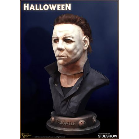 Michael Myers Buste grandeur nature Hollywood Collectibles Group 905335