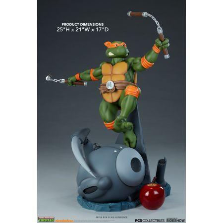 TNMT Michelangelo Statue 1:4 PCS Collectibles 903812