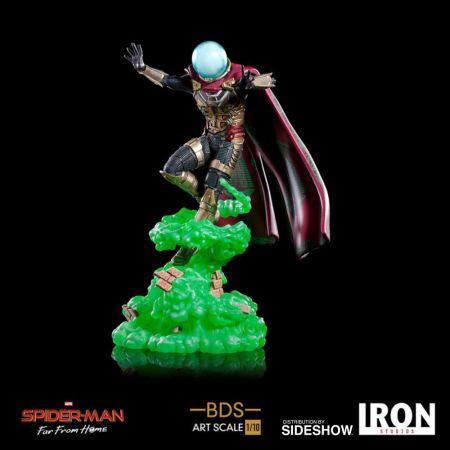 Mysterio Statue 1:10 Série Battle Diorama Iron Studios 905354