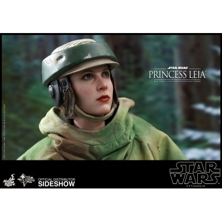 Princess Leia 12 inch Figure Star Wars Episode VI: Return of the Jedi  by Hot Toys 903138
