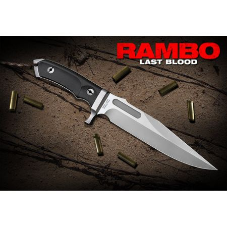 Rambo La Dernière Mission couteau Bowie Hollywood Collectibles Group