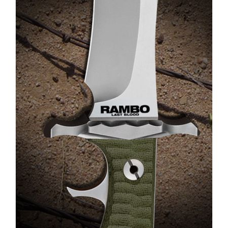 Rambo La Dernière Mission couteau Heartstopper Hollywood Collectibles Group