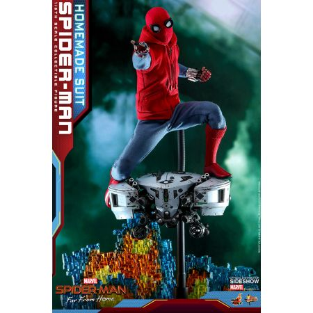 Spider-Man: Far From Home (Homemade Suit Version) figurine 1:6 Hot Toys 905176Spider-Man: Far From Home (Homemade Suit Version) figurine 1:6 Hot Toys 905176