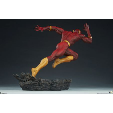 The Flash Premium Format Figure Sideshow Collectibles 300683