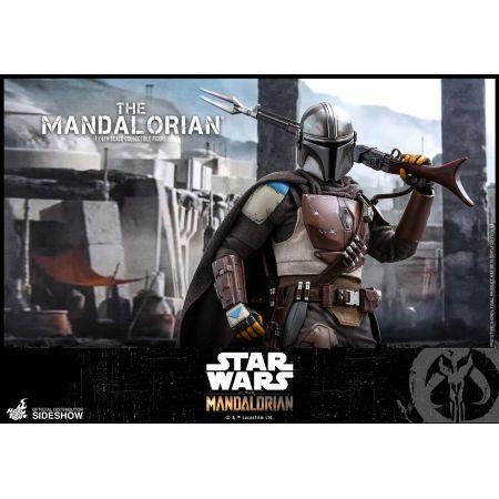 The Mandalorian figurine 1:6 Hot Toys 905333