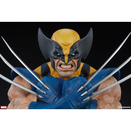 Wolverine Buste 9 pouces Sideshow Collectibles 400345
