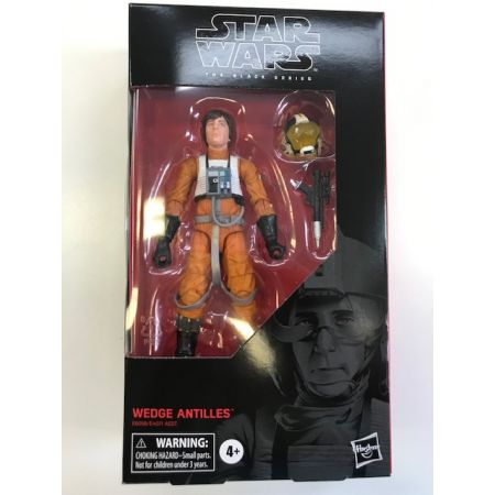Star Wars The Black Series 6-inch - Wedge Antilles Hasbro 102