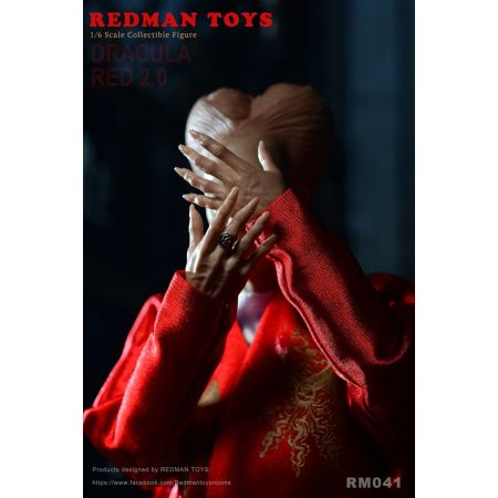 Dracula Rouge 2_0 figurine 1:6 Redman Toys RM041