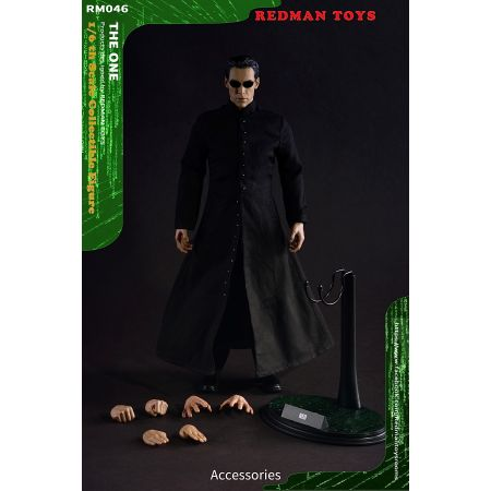 Matrix style The One 1:6 figure Redman Toys RM046