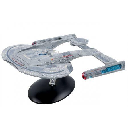 Star Trek Starships Figure Collection Mag Special #29 LG U.S.S. Thunderchild Akira Eaglemoss