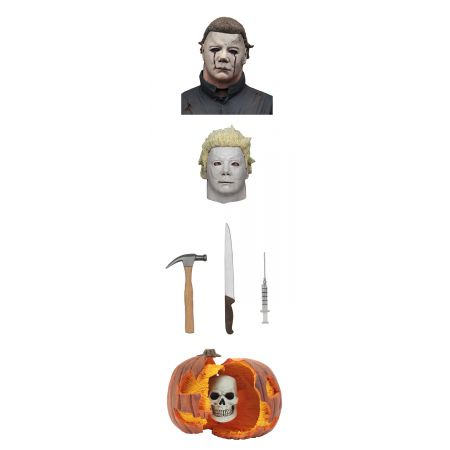 Halloween 2 Michael Myers Ultimate Figure 7-inch NECA