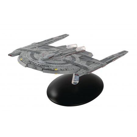 Star Trek Discovery Figure Collection Mag #17 U.S.S. T'Plana -Hath Eaglemoss
