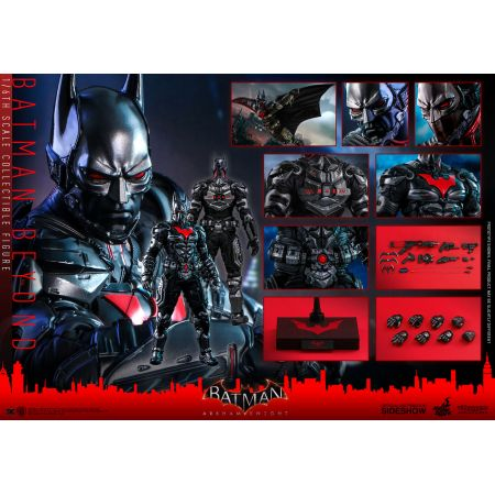 Batman Beyond figurine 1:6 Hot Toys 905776