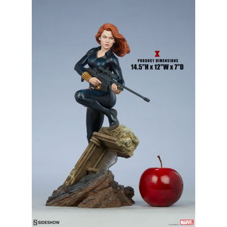 Black Widow Statue Sideshow Collectibles 200352