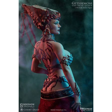 Gethsemoni The Dead Queen figurine 1:6 Phicen 904177