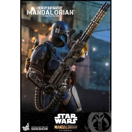 Heavy Infantry Mandalorian figurine 1:6 Hot Toys 905580
