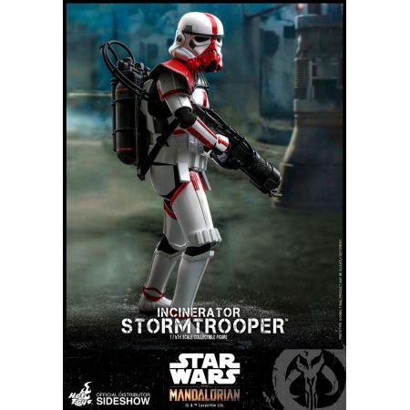 Incinerator Stormtrooper (The Mandalorian) figurine 1:6 Hot Toys 905801Incinerator Stormtrooper (The Mandalorian) figurine 1:6 Hot Toys 905801Incinerator Stormtrooper (The Mandalorian) figurine 1:6 Hot Toys 905801