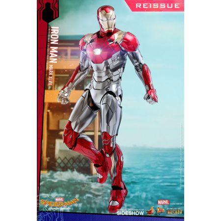 Iron Man Mark XLVII Diecast (Spider-Man: Homecoming) figurine 1:6 Hot Toys 905743