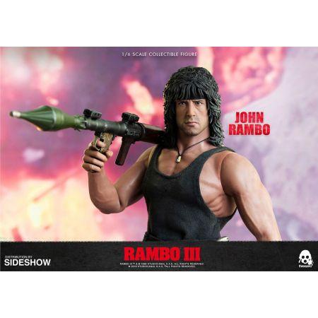 John Rambo (Rambo III) figurine 1:6 Threezero 905542