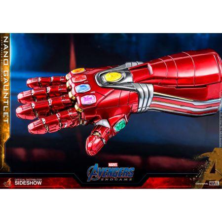 Gant Nano Avengers: Endgame échelle 1:4 Hot Toys 904918Gant Nano Avengers: Endgame échelle 1:4 Hot Toys 904918