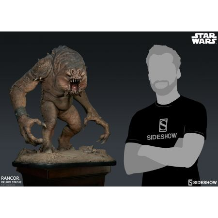 Rancor™ Deluxe Statue 29 po Sideshow Collectibles 300686