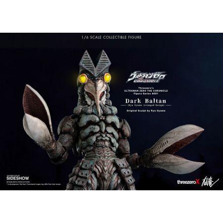 Ryu Oyama Dark Baltan figurine 1:6 Threezero 905505
