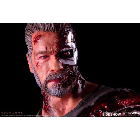 T-800 Terminator Sombre Destin statue 1:4 Chronicle Collectibles 905464