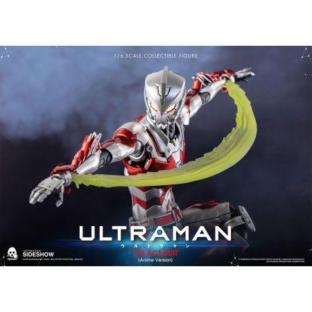 Ultraman Ensemble Ace (version Anime) figurine 1:6 Threezero 905486Ultraman Ensemble Ace (version Anime) figurine 1:6 Threezero 905486