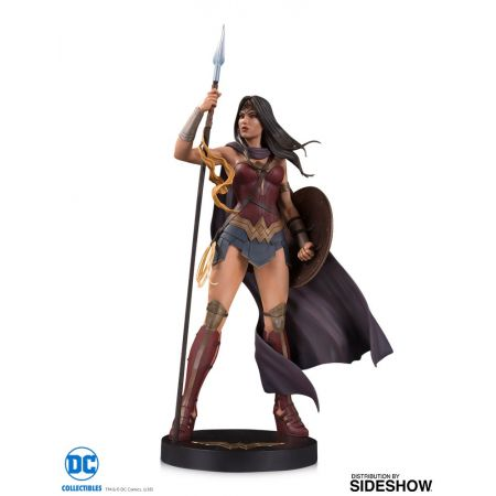 DC Comics Wonder Woman Statue by DC Collectibles Sideshow 904148