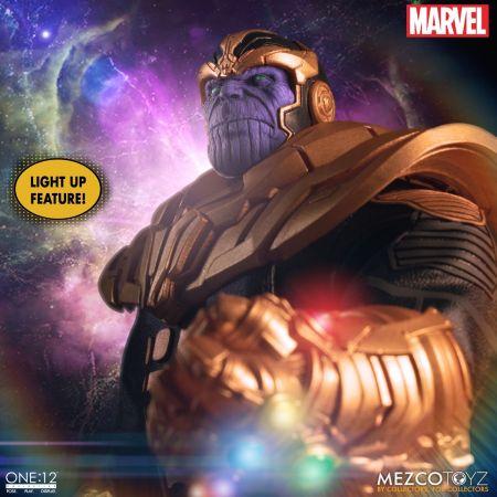 One-12 Collective Thanos Mezco Toyz 77330One-12 Collective Thanos Mezco Toyz 77330