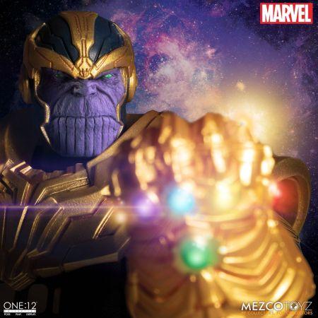 One-12 Collective Thanos Mezco Toyz 77330