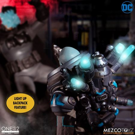 One-12 Collective Mr Freeze - Deluxe Edition Mezco