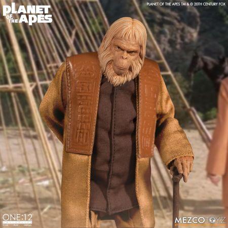 One-12 Collective La Planète des singes - Dr Zaius Mezco