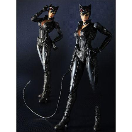 Batman Arkham City Play Arts Kai No 2 Catwoman 9 po Square Enix