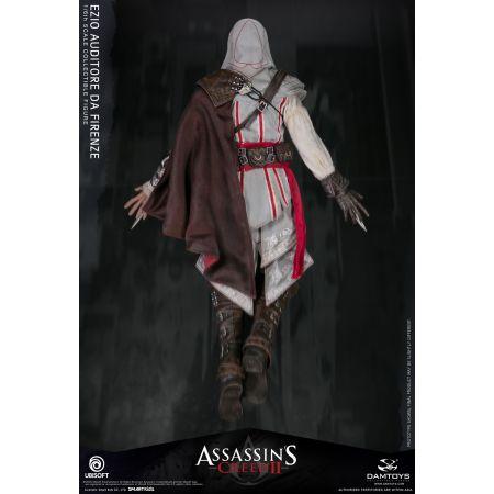 Assassin's Creed II Ezio Auditore figurine 1:6 Damtoys DMS012