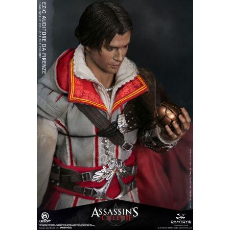 Assassin's Creed II Ezio Auditore figurine 1:6 Damtoys DMS012Assassin's Creed II Ezio Auditore figurine 1:6 Damtoys DMS012