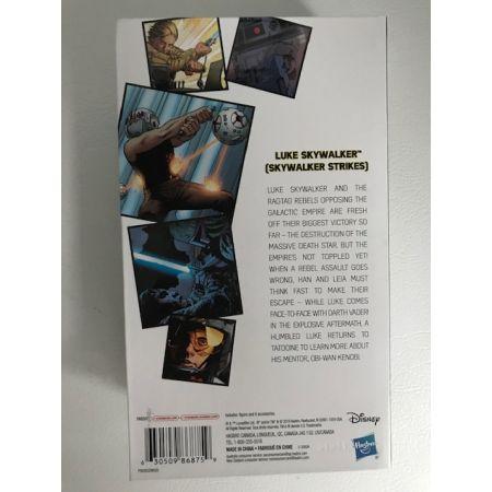 Star Wars The Black Series 6-inch - Luke Skywalker (Skywalker Strikes) Exclusive Hasbro