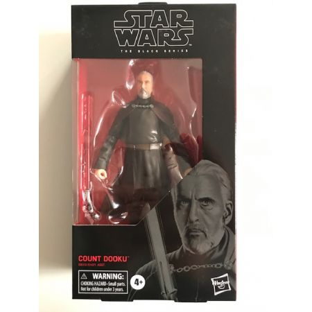 Star Wars The Black Series 6-inch - Count Dooku Hasbro 107