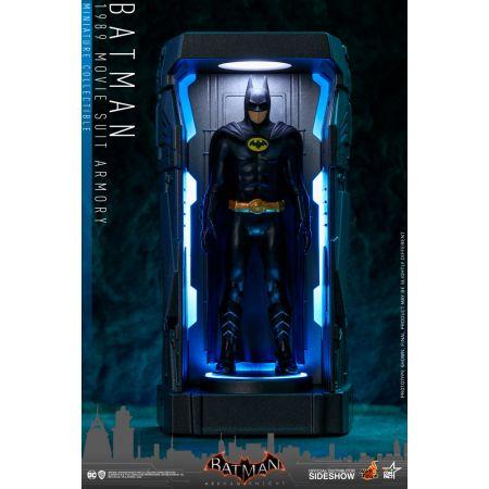 Batman: Arkham Knight Armory Miniature Ensemble de collection Hot Toys 906123Batman: Arkham Knight Armory Miniature Ensemble de collection Hot Toys 906123