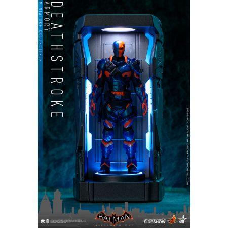 Batman: Arkham Knight Armory Miniature Ensemble de collection Hot Toys 906123
